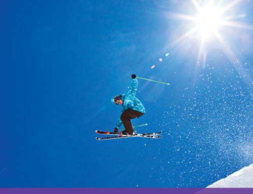 Connecté en sécurité pendant vos vacances de ski ? Pas de souci!