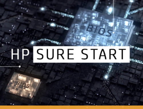 Protection et autoréparation avec HP Sure Start