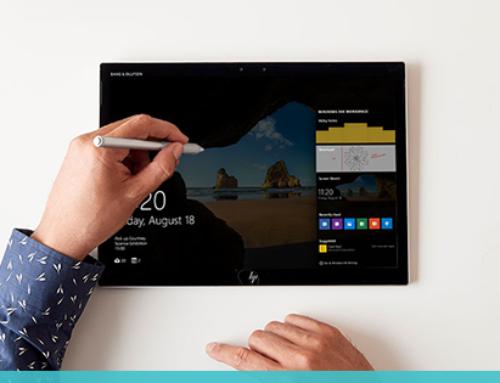Optimisez votre productivité mobile avec le HP Active Pen